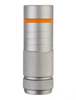 Фонарик брелок серебряный 0,5 Вт,60LM, LR44